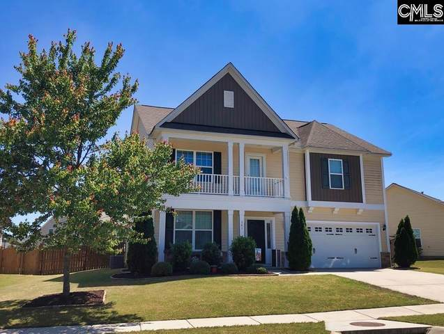 541 Blue Ledge Circle, Lexington, SC 29072 (MLS #517295) :: The Shumpert Group