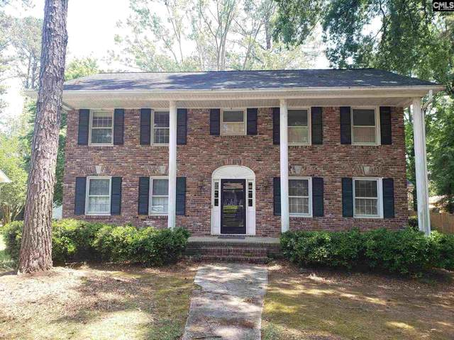 206 Stamford Bridge Road, Columbia, SC 29212 (MLS #517537) :: EXIT Real Estate Consultants