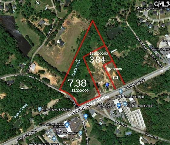 1720 Lake Murray Boulevard, Columbia, SC 29212 (MLS #517836) :: NextHome Specialists