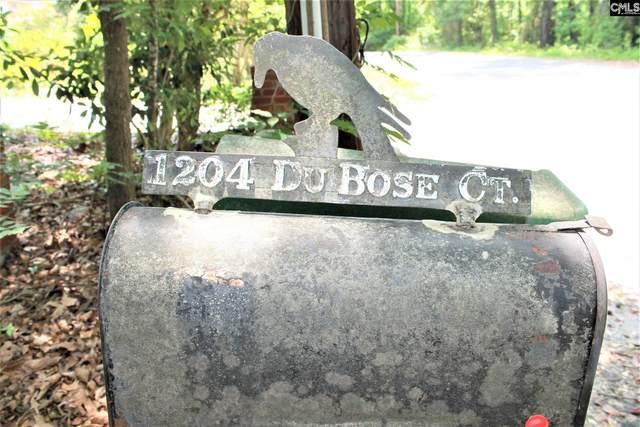 1204 Dubose Court, Camden, SC 29020 (MLS #518071) :: Loveless & Yarborough Real Estate