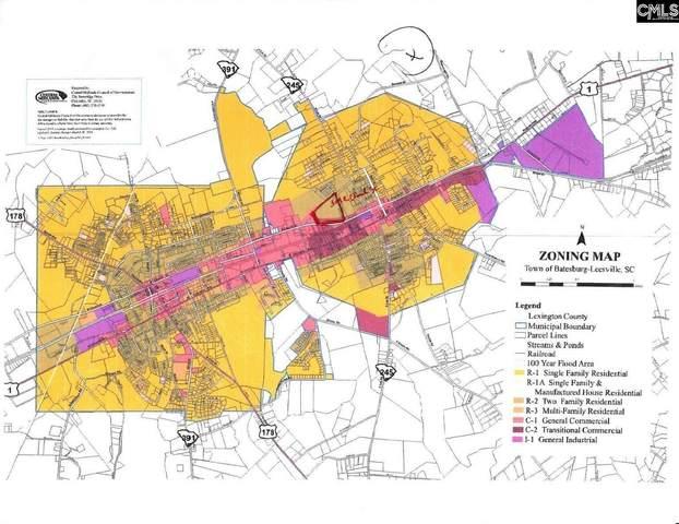 309 E Church, Batesburg, SC 29072 (MLS #518335) :: Metro Realty Group