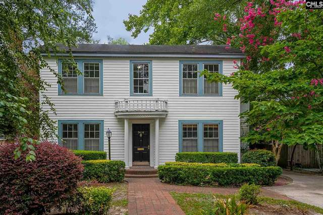 3414 Yale Avenue, Columbia, SC 29205 (MLS #518357) :: The Olivia Cooley Group at Keller Williams Realty