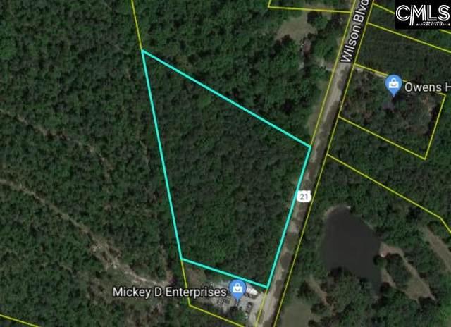 0 Wilson Boulevard, Blythewood, SC 29016 (MLS #518638) :: The Latimore Group