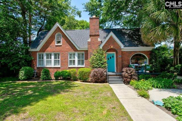 3443 Blossom Street, Columbia, SC 29205 (MLS #518645) :: The Olivia Cooley Group at Keller Williams Realty
