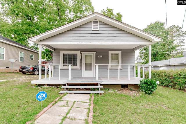 828 Taylor Street, Newberry, SC 29108 (MLS #518903) :: The Olivia Cooley Group at Keller Williams Realty