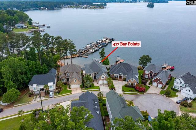 417 Bay Pointe, Lexington, SC 29072 (MLS #519118) :: EXIT Real Estate Consultants