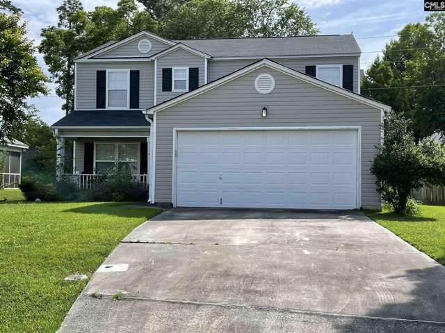 602 Castle Ridge Drive, Columbia, SC 29229 (MLS #519223) :: The Olivia Cooley Group at Keller Williams Realty
