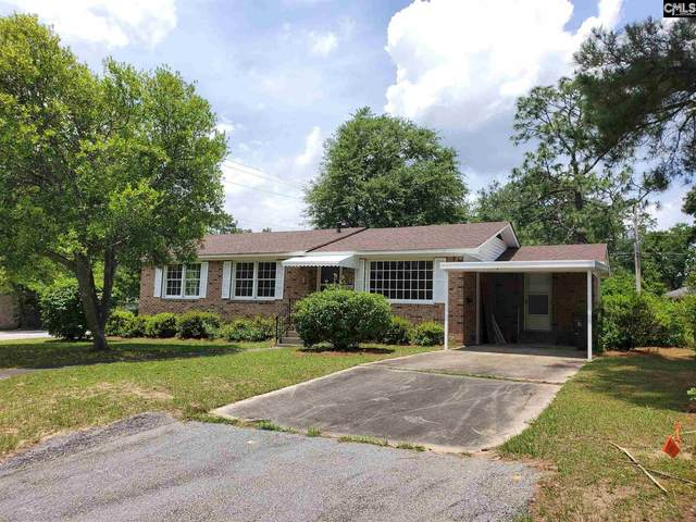 1246 Lafayette Avenue, Cayce, SC 29033 (MLS #519266) :: The Olivia Cooley Group at Keller Williams Realty