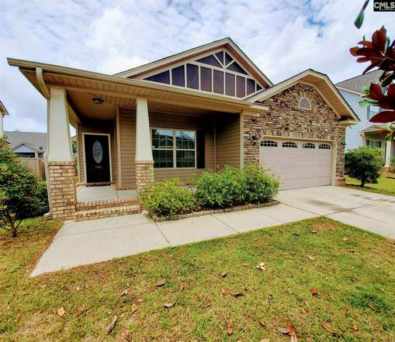 160 Bonhill Drive, Cayce, SC 29033 (MLS #519275) :: The Olivia Cooley Group at Keller Williams Realty