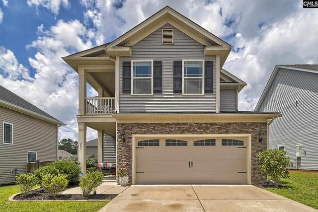 205 Dove Chase Trail, Lexington, SC 29072 (MLS #519468) :: The Olivia Cooley Group at Keller Williams Realty