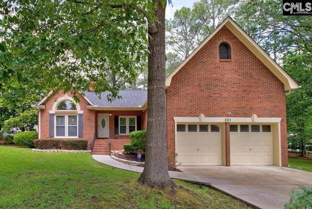 328 Brook Hollow Drive, Columbia, SC 29229 (MLS #519489) :: The Olivia Cooley Group at Keller Williams Realty