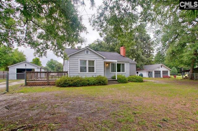 548 Old Stagecoach Road, Camden, SC 29020 (MLS #519499) :: Gaymon Realty Group