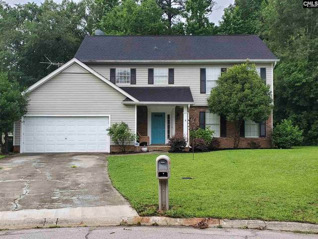 414 Finwood Court, Columbia, SC 29212 (MLS #519510) :: The Olivia Cooley Group at Keller Williams Realty