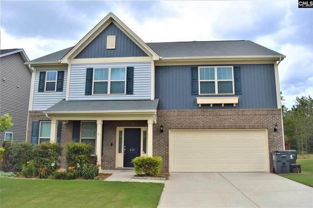 632 Blue Ledge Circle, Lexington, SC 29072 (MLS #519526) :: EXIT Real Estate Consultants