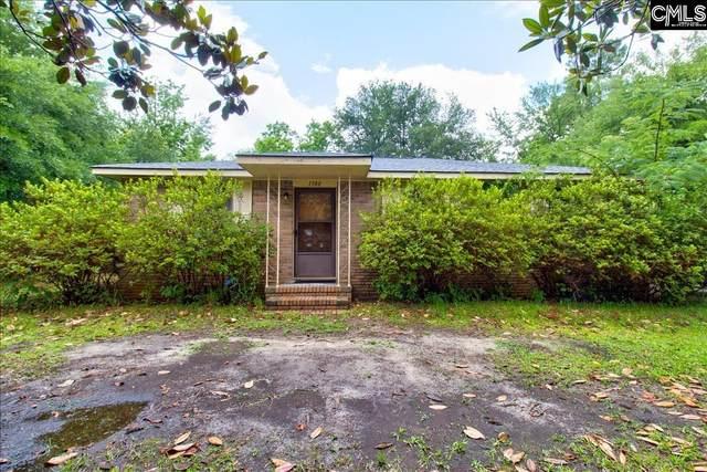 1380 Hill Drive, Orangeburg, SC 29118 (MLS #519544) :: Loveless & Yarborough Real Estate