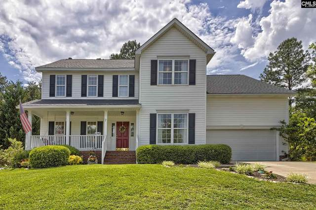 7 Ultra Way, Irmo, SC 29063 (MLS #519618) :: Resource Realty Group