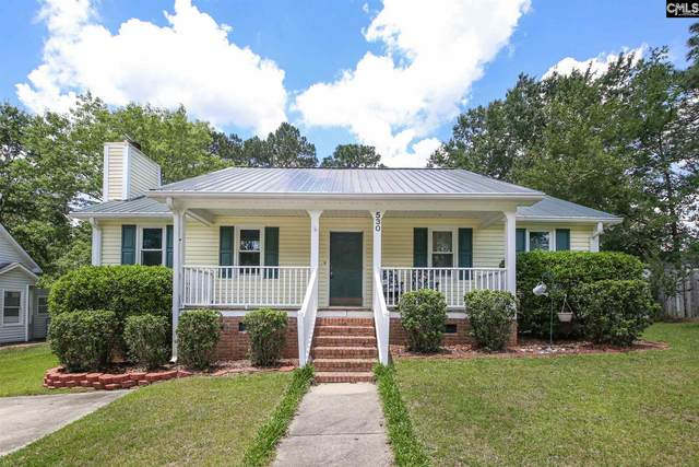 530 Barnwell Road, West Columbia, SC 29170 (MLS #519629) :: Resource Realty Group