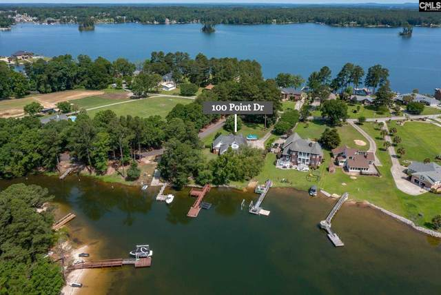 100 Point Drive, Lexington, SC 29072 (MLS #519707) :: Home Advantage Realty, LLC