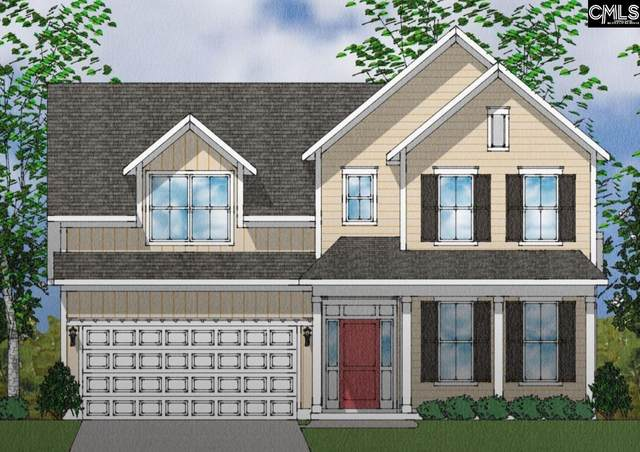 560 Harbour Pointe Drive, Columbia, SC 29229 (MLS #519730) :: EXIT Real Estate Consultants