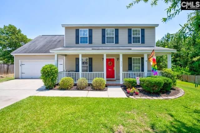 529 Gingerbread Court S, Columbia, SC 29229 (MLS #519755) :: Loveless & Yarborough Real Estate