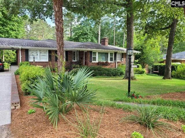 3148 Oakview Road, Columbia, SC 29204 (MLS #519789) :: Home Advantage Realty, LLC