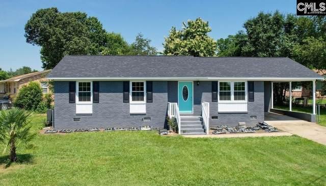 1509 Fairfax Drive, Camden, SC 29020 (MLS #519845) :: Fabulous Aiken Homes