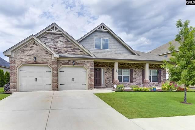 521 Meadow Grass Lane, Lexington, SC 29072 (MLS #519895) :: Home Advantage Realty, LLC