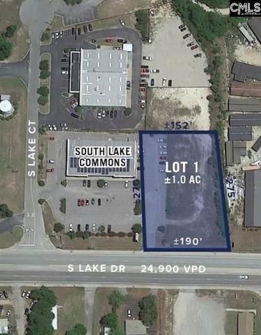 1227 S Lake Drive, Lexington, SC 29073 (MLS #519923) :: The Latimore Group