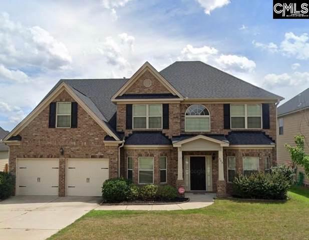 363 Ashburton Lane, Lexington, SC 29170 (MLS #519932) :: Home Advantage Realty, LLC