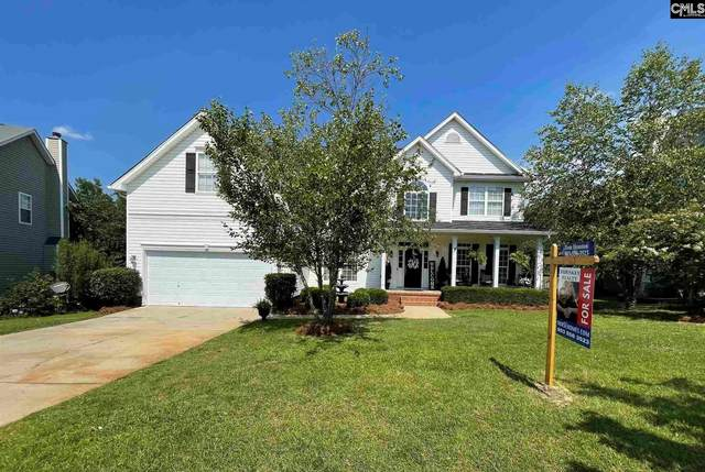 508 Cabin Drive, Irmo, SC 29063 (MLS #519974) :: Home Advantage Realty, LLC