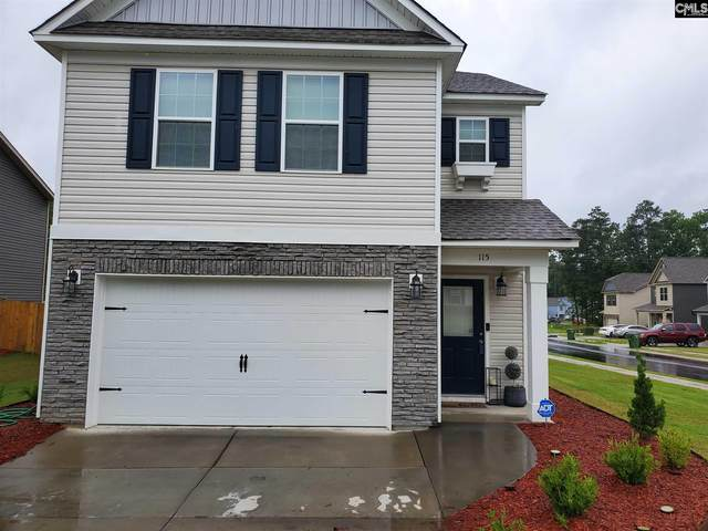 115 Orchard Park Road, Columbia, SC 29223 (MLS #520127) :: EXIT Real Estate Consultants
