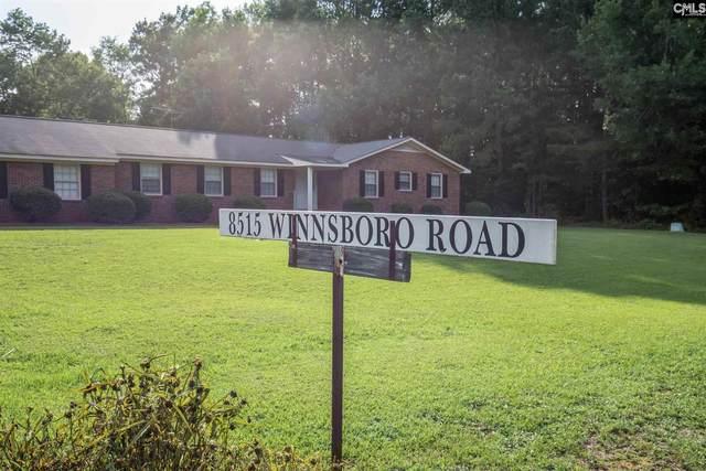 8515 Winnsboro Road, Blythewood, SC 29016 (MLS #520316) :: Metro Realty Group