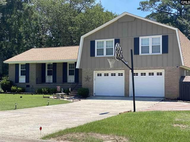2520 Exton Shore Drive, Columbia, SC 29209 (MLS #520361) :: Loveless & Yarborough Real Estate