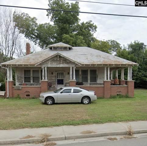 1627 Charleston Hwy., Orangeburg, SC 29115 (MLS #520648) :: Gaymon Realty Group