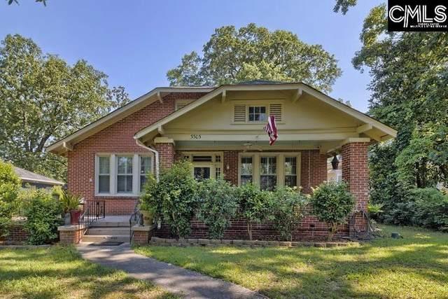 3303 Heyward Street, Columbia, SC 29205 (MLS #520683) :: EXIT Real Estate Consultants