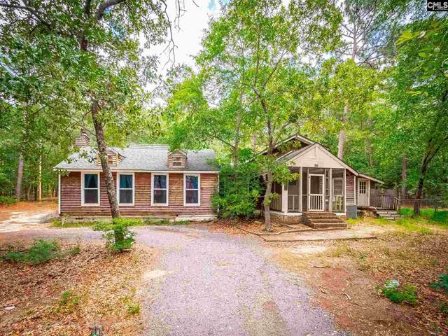 117 Valley View Lane, Swansea, SC 29160 (MLS #520989) :: The Olivia Cooley Group at Keller Williams Realty