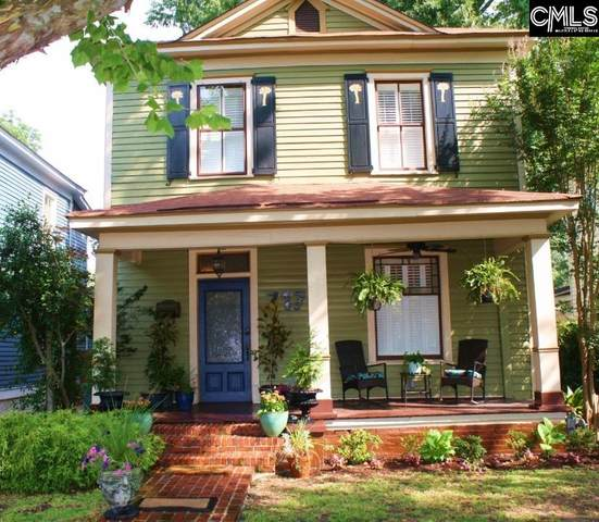 717 Abbeville Street, Columbia, SC 29201 (MLS #521109) :: The Olivia Cooley Group at Keller Williams Realty