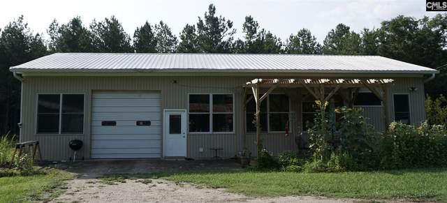 478 Robins Walk Road, Saluda, SC 29138 (MLS #521590) :: Loveless & Yarborough Real Estate