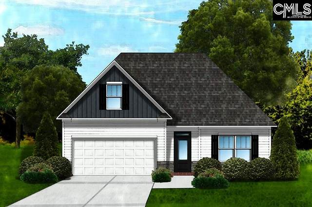141 Green Ivy (Lot 25) Court, Camden, SC 29020 (MLS #521731) :: The Latimore Group
