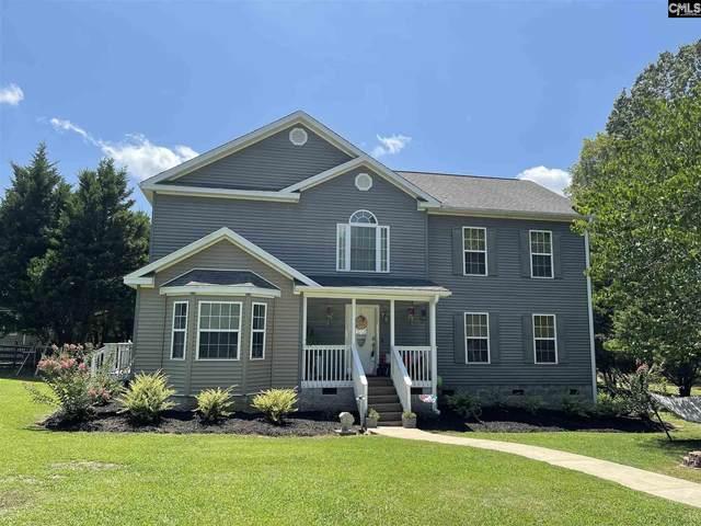 145 Natures Cove Road, Saluda, SC 29138 (MLS #521766) :: Loveless & Yarborough Real Estate