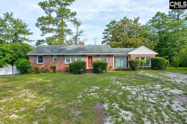 2001 Forest Drive, Camden, SC 29020 (MLS #521793) :: EXIT Real Estate Consultants