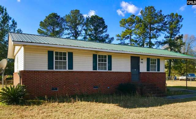 243 Eastwood Circle, Orangeburg, SC 29118 (MLS #521826) :: The Olivia Cooley Group at Keller Williams Realty