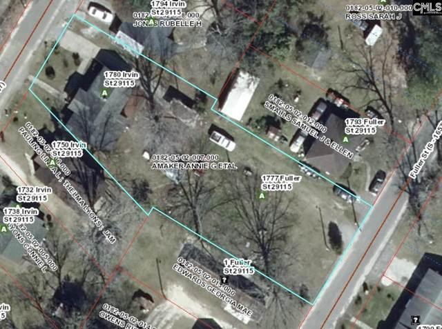 1780 Irvin Street, Orangeburg, SC 29115 (MLS #521846) :: Home Advantage Realty, LLC