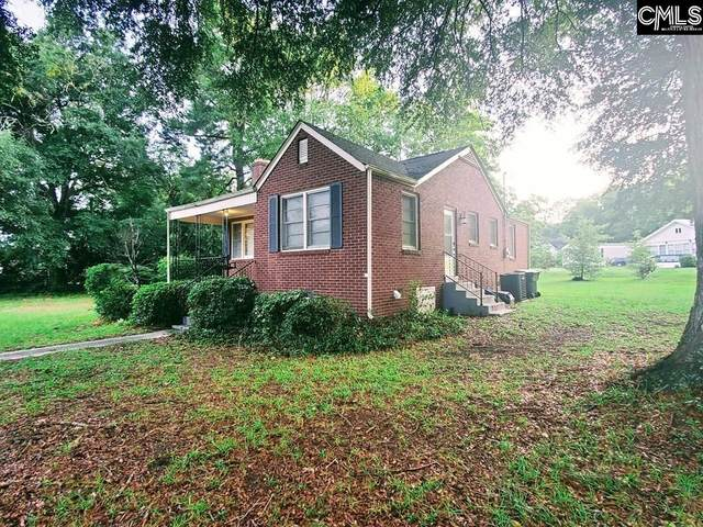115 Sand Dam Road, Wagener, SC 29164 (MLS #522150) :: EXIT Real Estate Consultants