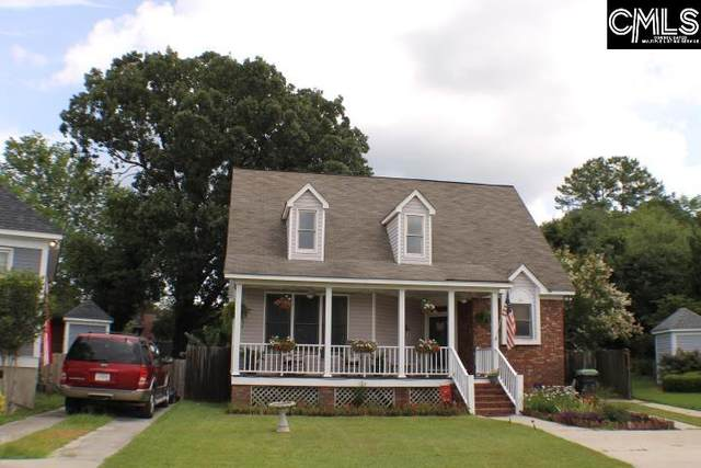 256 Wallace Circle, Lexington, SC 29073 (MLS #522169) :: EXIT Real Estate Consultants