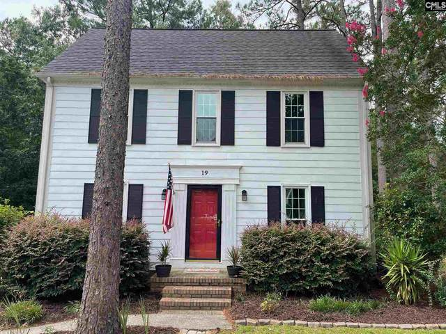 19 Eastpine Place, Columbia, SC 29212 (MLS #522180) :: The Olivia Cooley Group at Keller Williams Realty