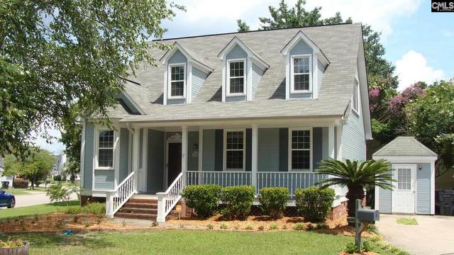 201 Wallace Circle, Lexington, SC 29073 (MLS #522226) :: EXIT Real Estate Consultants