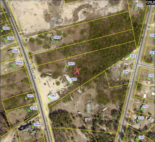 1979 S Lake Drive, Lexington, SC 29073 (MLS #522391) :: Resource Realty Group