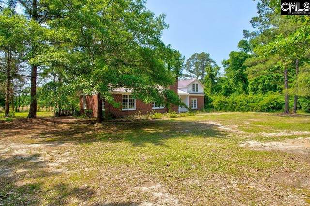 713 Old Stagecoach Road, Camden, SC 29020 (MLS #522541) :: EXIT Real Estate Consultants