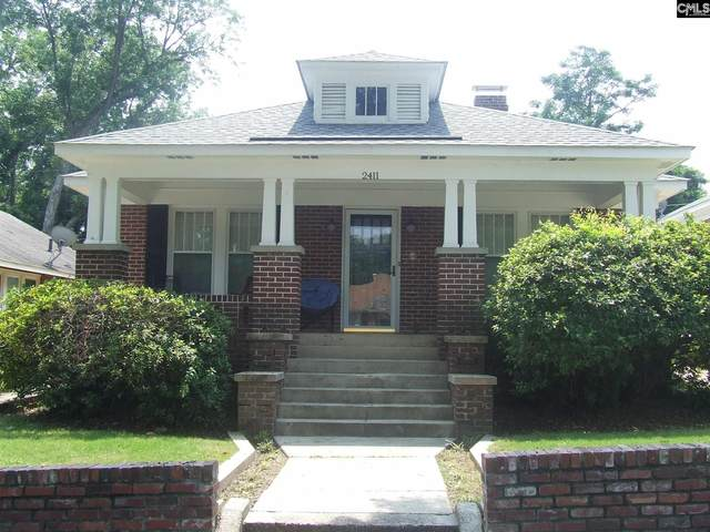 2411 Sumter Street, Columbia, SC 29201 (MLS #522574) :: The Olivia Cooley Group at Keller Williams Realty